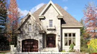 Country French Houses Video 1  | House Plans And More