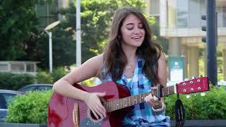 Akhiran Galaha/أخيراً قالها - Guitar Cover - Ahmad Al Maslawi - By Melissa Gharibeh