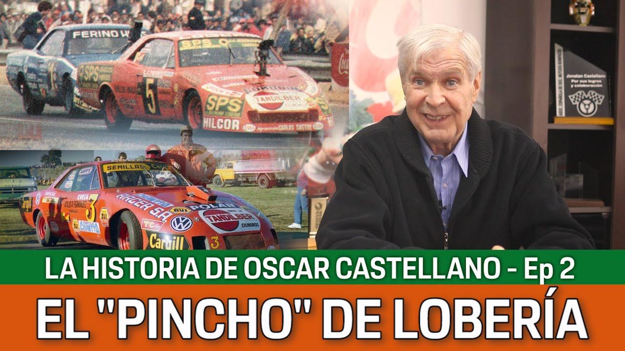 """Download P1 #214 - El """"PINCHO"""" DE LOBERÍA - La historia de Oscar Castellano - Ep.2 - 8/9/2021"""