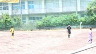 2009/6/7 スルガカップ vs東海大付属翔洋高校(後半)NO5
