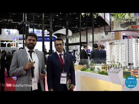 Danube Properties at IPS Dubai (International Property Show) 2018