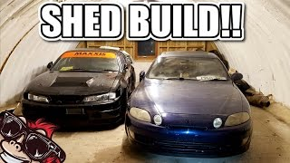 🐒 NO MORE AUTO! MANUAL SWAPPING THE SOARER SC300 1JZ