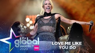 Ellie Goulding - 'Love Me Like You Do' (Live at The Global Awards 2020) | Heart