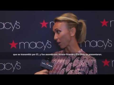 Giuliana Rancic talks introducing Twitter to Julia Roberts and more at Macy's Front Row
