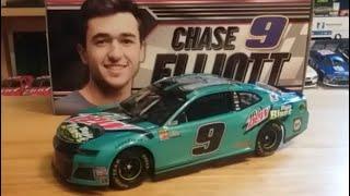 Review #82: 2018 Chase Elliot Mountain Dew Baja Blast Chevrolet Camaro ZL1 1/24