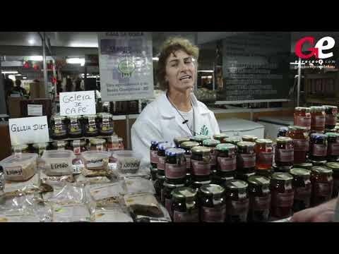 Geleia de café e queijo em conserva são destaques da agricultura familiar na Expointer