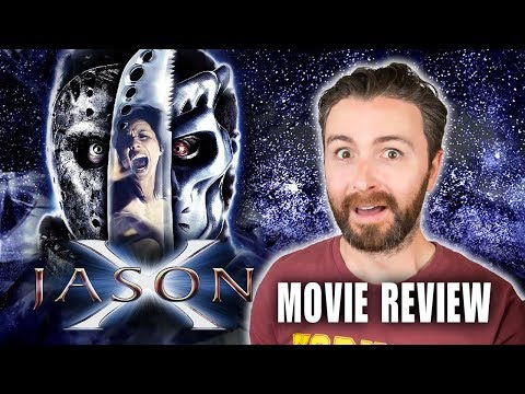 Jason X 2001 Movie