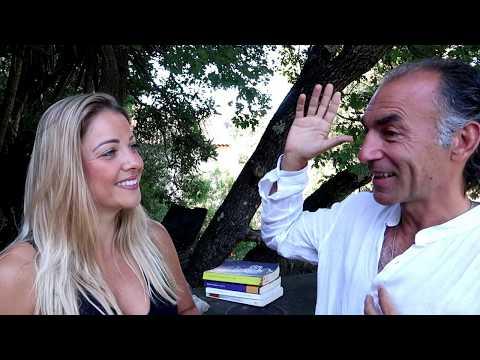 Interview de Bruno Giuliani Philosophe  Auteur et Formateur JOYA 🌈 J'alimente ma santé
