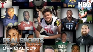 College Football Workout Deaths | Real Sports w/ Bryant Gumbel | HBO