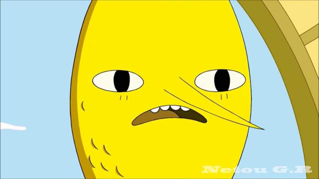 30 Minutes Loop Earl Of Lemongrab Unacceptable Condition Adventure Time Hd Youtube