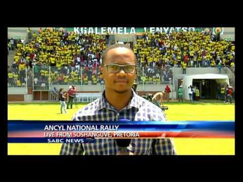 """ANCYL holds """"Kgalemela Lenyatso"""" rally in Soshanguve"""