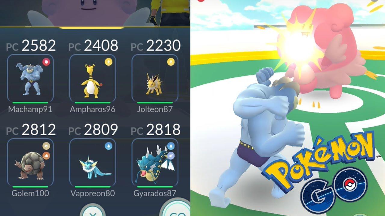 how to counter blissey pokemon go