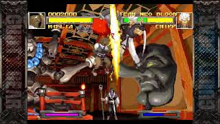 GUILTY GEAR Gameplay (PC game)