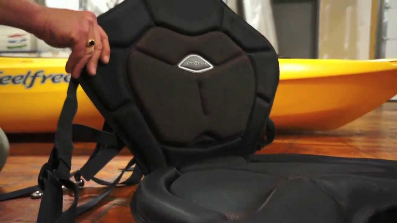 Feel Free Kingfisher Kayak Seat Youtube