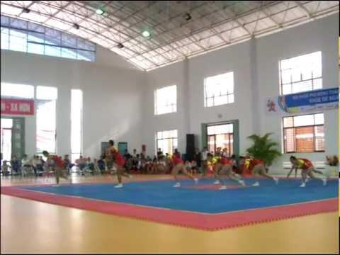 HKPD 2012-aerobic bai tu chon 8 Hai Phong