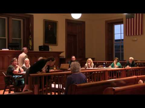 Flemington Borough Council Meeting July 24, 2017