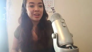 """Let Me Love You"" - Ariana Grande ft. Lil Wayne Cover by Alina Jasmine"