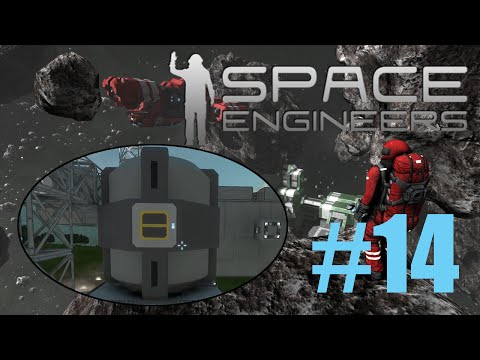 [DANSK] Space Engineers EP 14 - Hydrogen