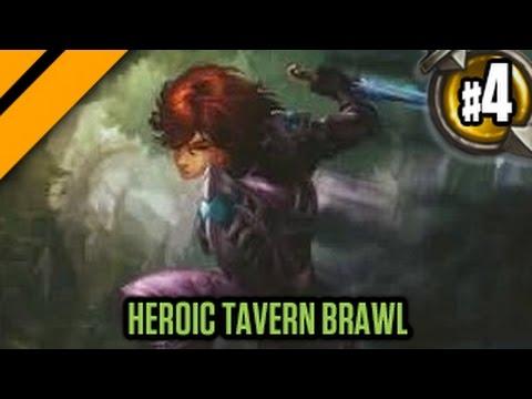 Day[9] Hearthstone Decktacular #283 - Heroic Tavern Brawl - Mill Rogue