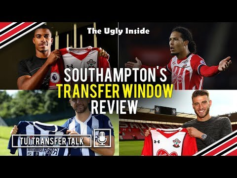 TUI Transfer Talk: Southampton's transfer window and Van Dijk saga review | The Ugly Inside