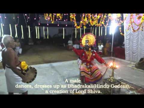 Theeyattu | Bhadrakali Theeyattu | Traditional Art form of Kerala