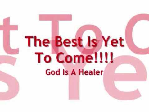 God Is A Healer