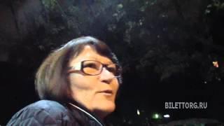 Дурочка и зэк отзывы, Школа современной пьесы 17.9.2015