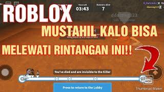 Main Roblox Mustahil kalo bisa melewati rintangan!!|Roblox:DeathRun
