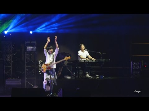 [FANCAM] 160319 - Radio - CNBLUE LIVE [COME TOGETHER] in CHONGQING