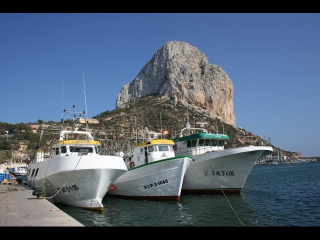 Calpe - España/ Espagne/ Spain (Music by Acoustical Roots)