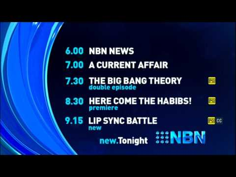 NBN Television - 6pm Lineup (9.2.2016)