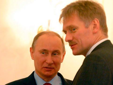 Песков защитил Путина