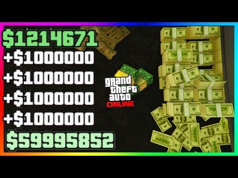 TOP *FIVE* Best Ways To Make MONEY In GTA 5 Online | NEW Solo Easy Unlimited Money Guide/Method 1.41