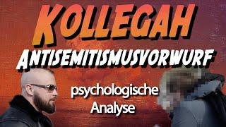 🤝 So reagiert Kollegah auf den Antisemitismusvorwurf  • Psychologische Analyse: Abwehr, Bedürfnisse