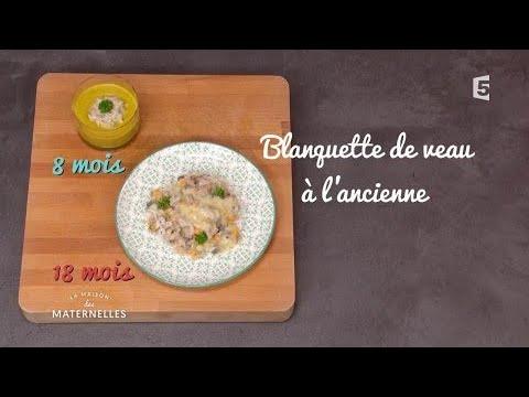 Recette La Blanquette De Veau A L Ancienne La Maison Des