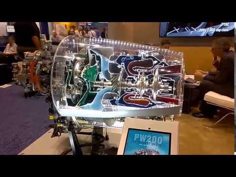 Pratt & Whitney Canada PW207 Turboshaft
