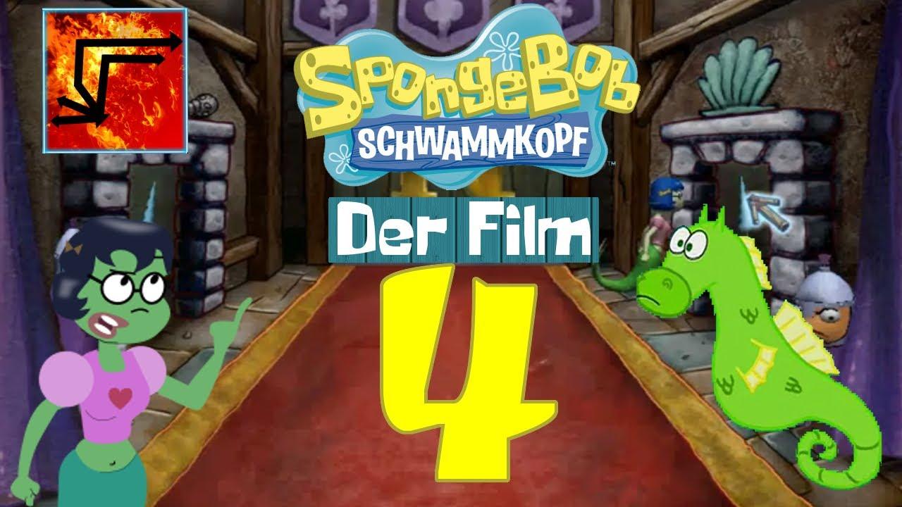 Sponspop Schwammkopf Der Film