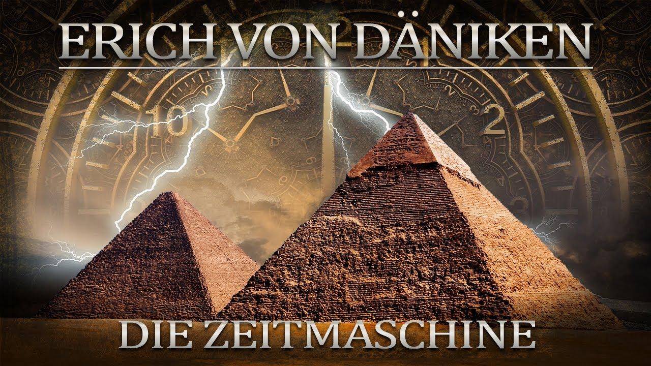 Erich von Daniken Die Zeitmaschine