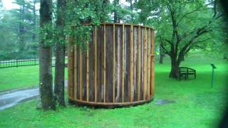 Berkshire Exhibit  Seven Treehouses (forts Cabins Garden Sheds Tour/tiny Houses