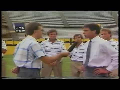 Premier Bill Lewis Show August 1989