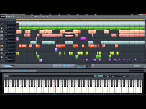 Magix Music Maker 2015 - Dance Electro