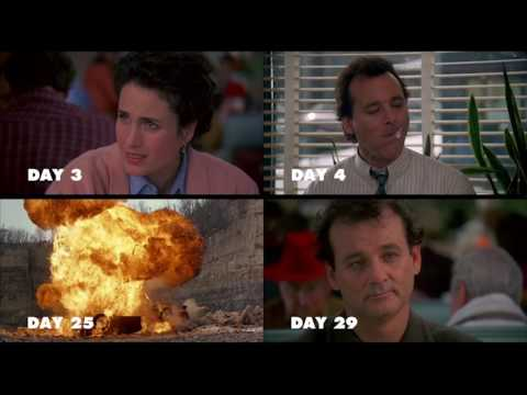 Groundhog Day - Every Day in One Day