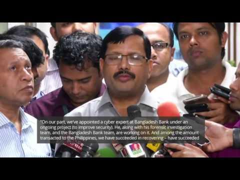Bangladesh Bank addresses money laundering issue
