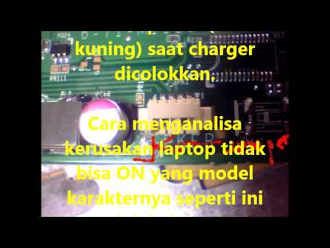 Langkah Servie Laptop Axioo Tidak Bisa Dinyalakan Youtube
