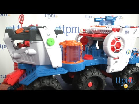 Imaginext Battle Rover From Fisher-Price