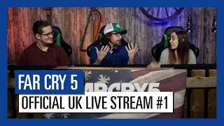 Welcome to the video of our first ever official UK Far Cry show, st...