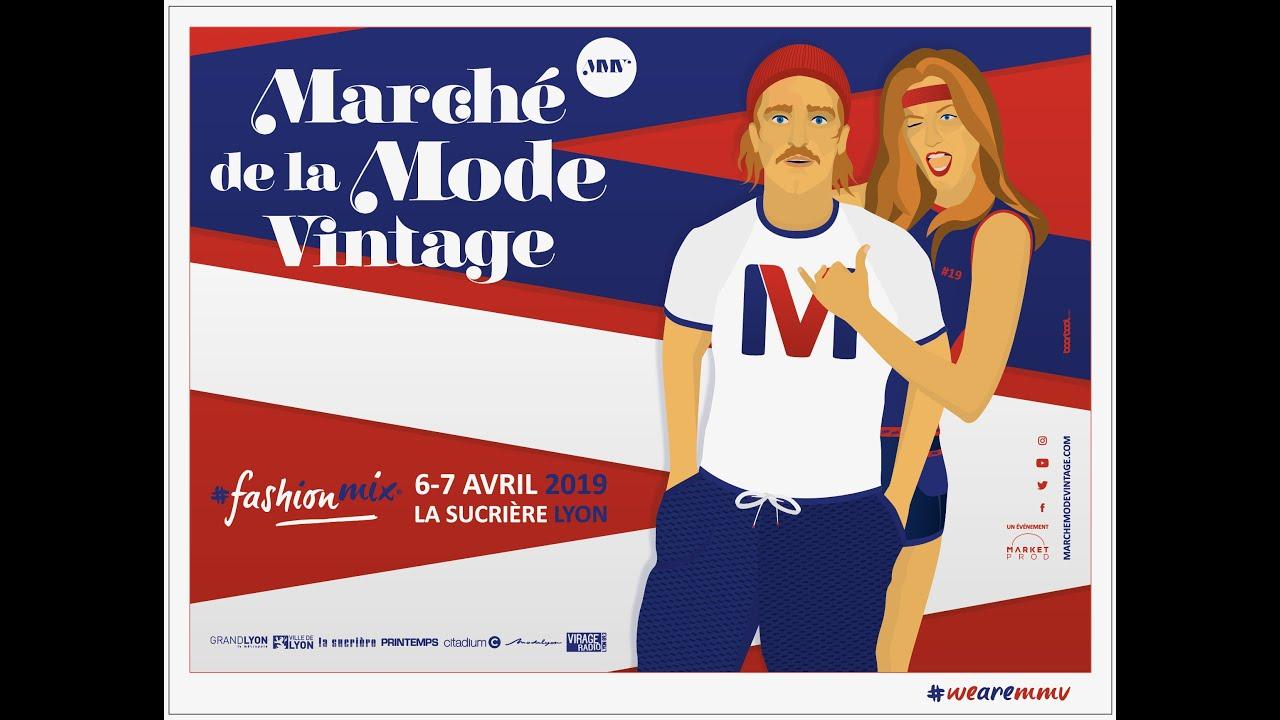 Marché de la Mode Vintage 2019