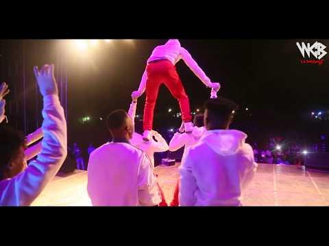 Rich Mavoko - live performance at Uwanja Kinyerezi Dar es salaam