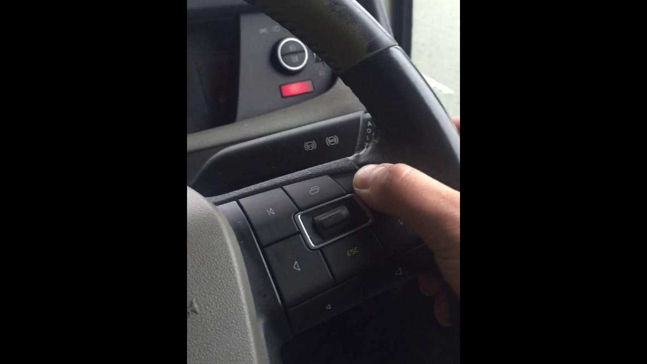hight resolution of brand new volvo fh how to sort out radio fault