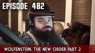 Scotch & Smoke Rings Episode 482: Wolfenstein: The New Order Part 2